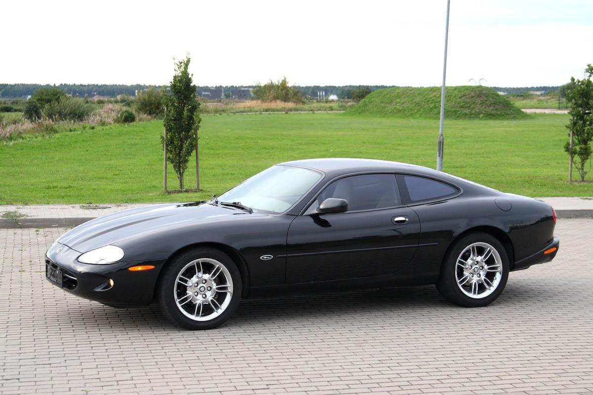 1999 jaguar xk8 4 0 v8 coupe. Black Bedroom Furniture Sets. Home Design Ideas